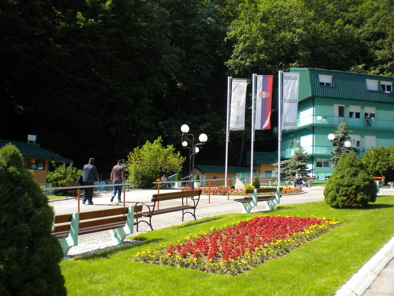 Atomska Banja Gornja Trepča