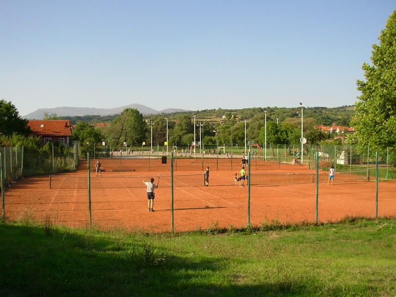 hotel Zdravljak teniski teren