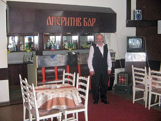 Sokobanja hotel Turist aperitiv bar
