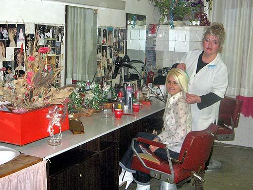 hotel Zdravljak frizerski salon