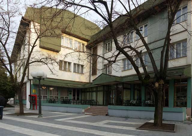 Sokobanja hotel Turist