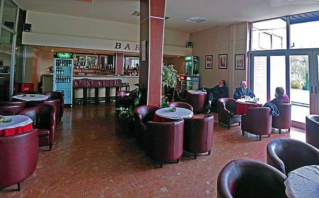 hotel Zdravljak aperitiv bar