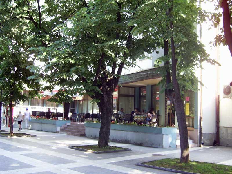 Sokobanja hotel Turist centar