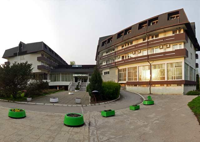 hotel Zdravljak
