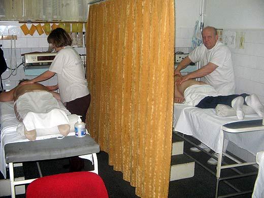 hotel Zdravljak masaža