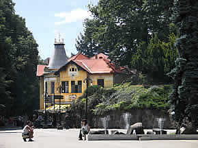 Vila San Vrnjačka banja 1