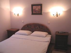 Vila San Vrnjačka banja soba