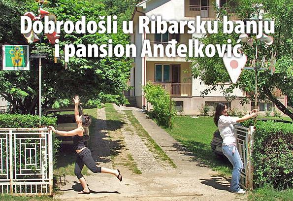 Dobrodošli u pansion Andjelković