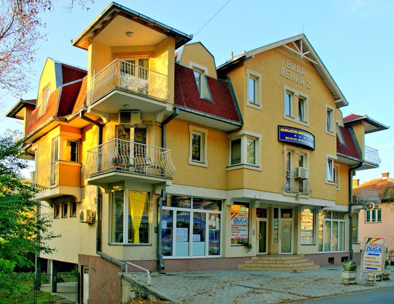 Lokali u prizemlju Vile Lenke 2