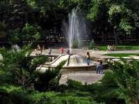 Niska banja park