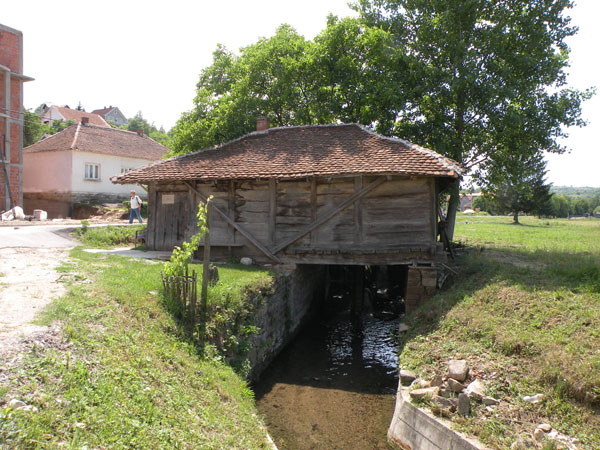 vodenica u Vrujci