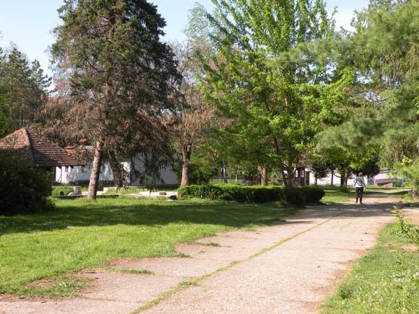 park u banji vrujci