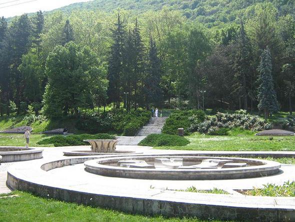 Niška banja park