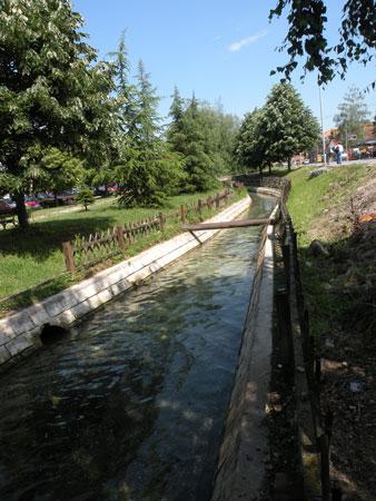 reka u banji